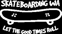 Skateboarding WA Logo